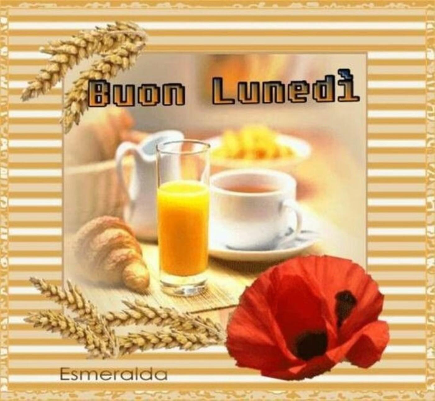 Buon Lunedì con la colazione