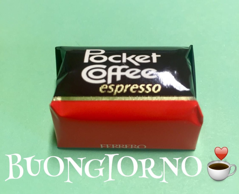 Pocket Coffee Buongiorno