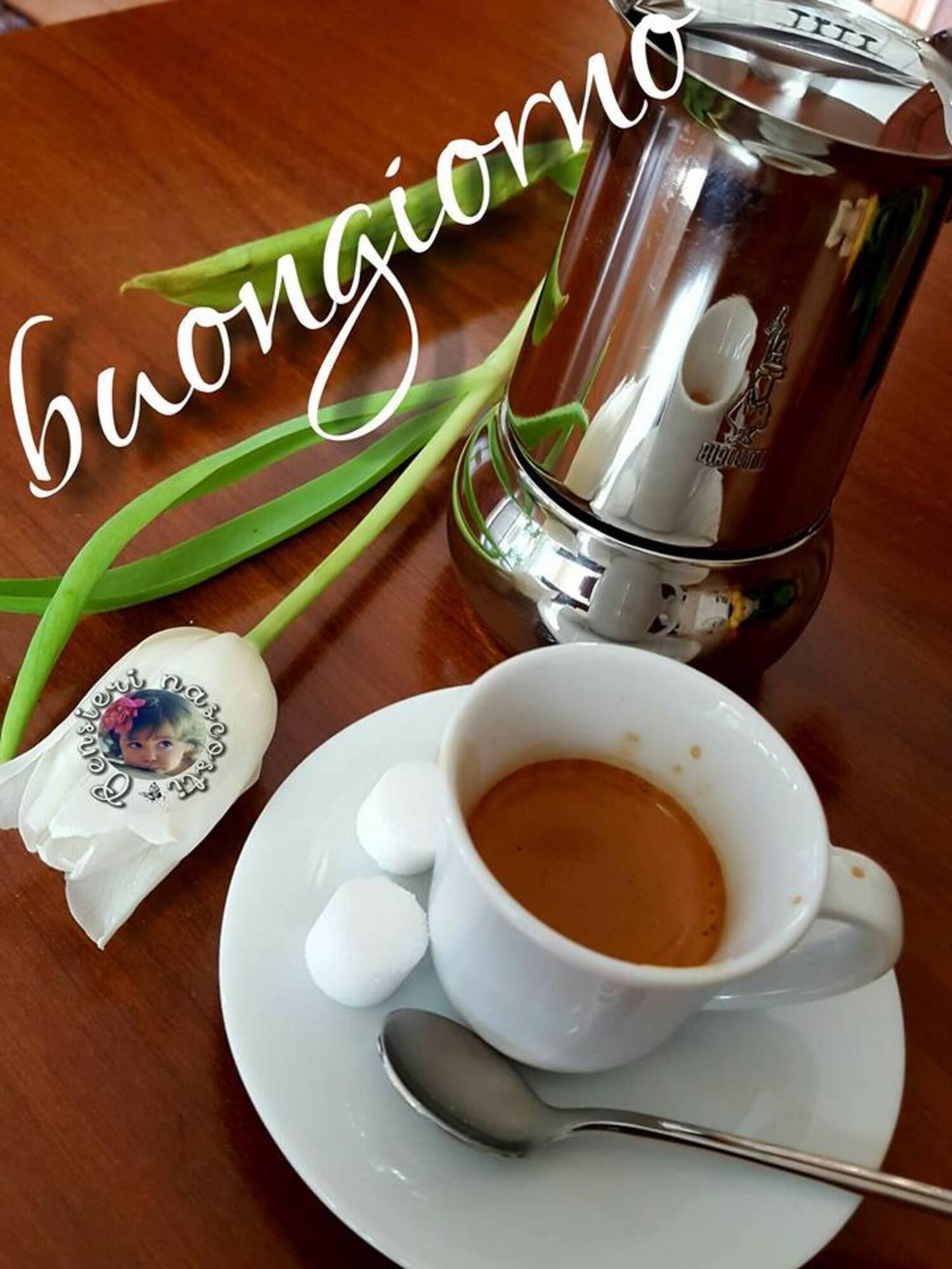 Buongiorno col caffè