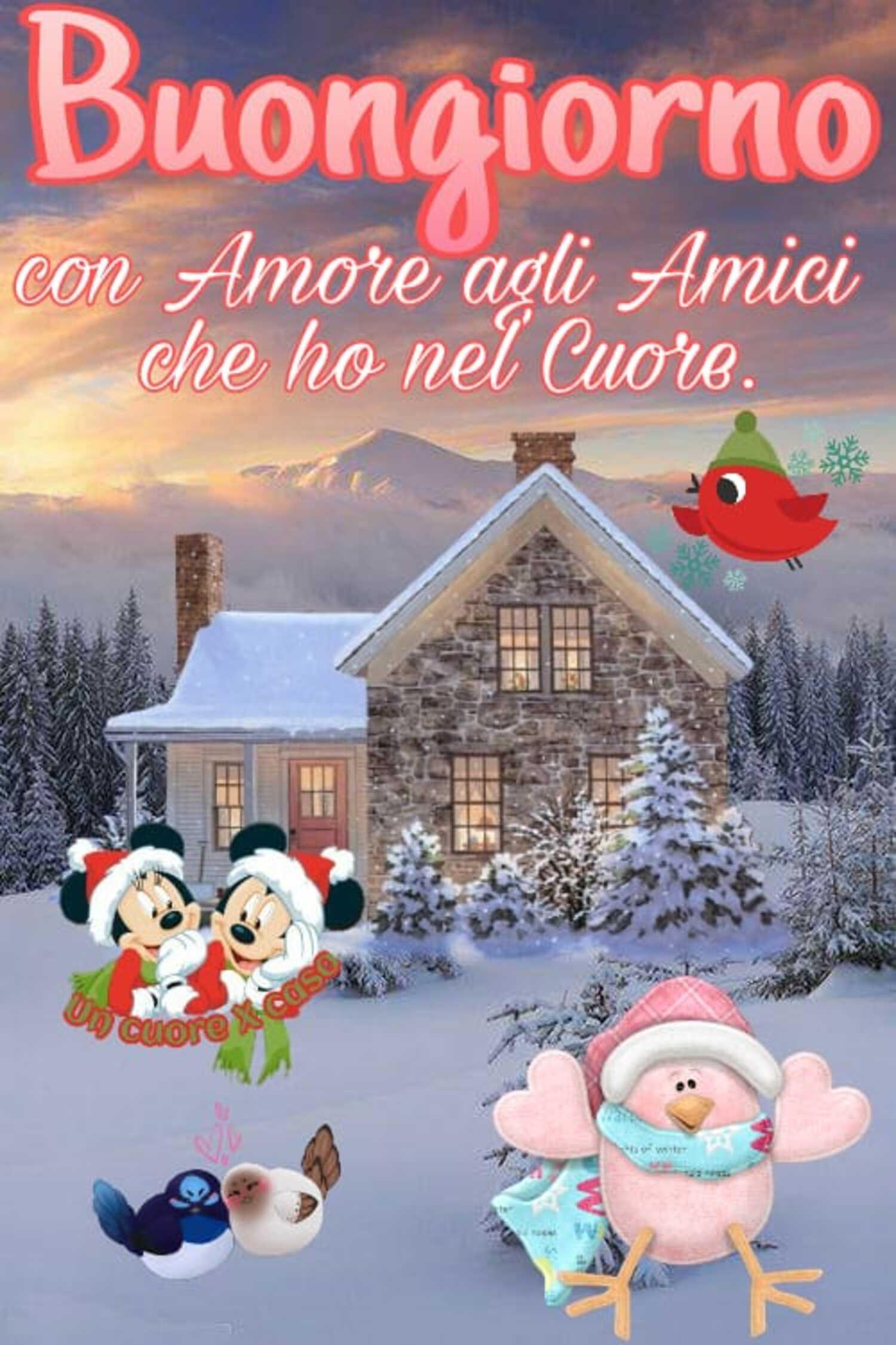 Il Buongiorno natalizio
