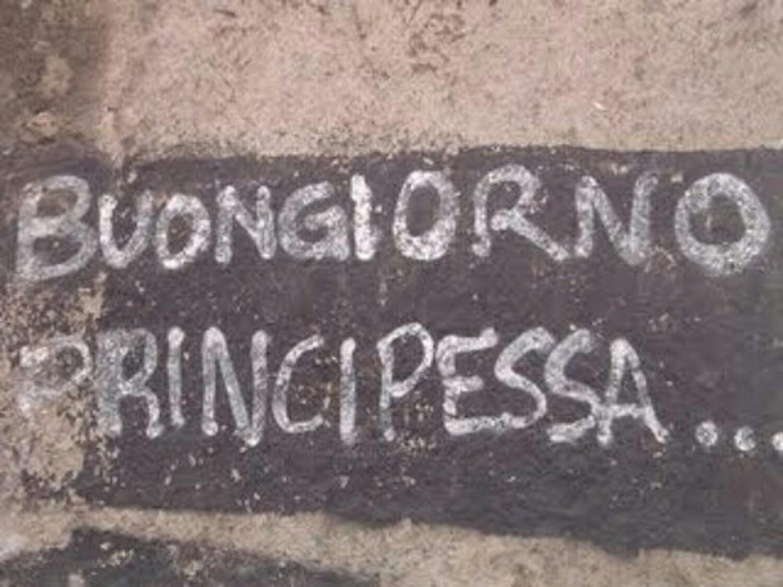 Buongiorno Principessa...