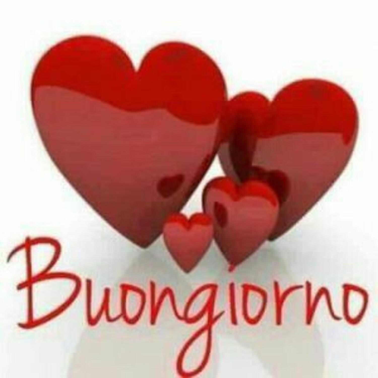 Buongiorno Amore Mio