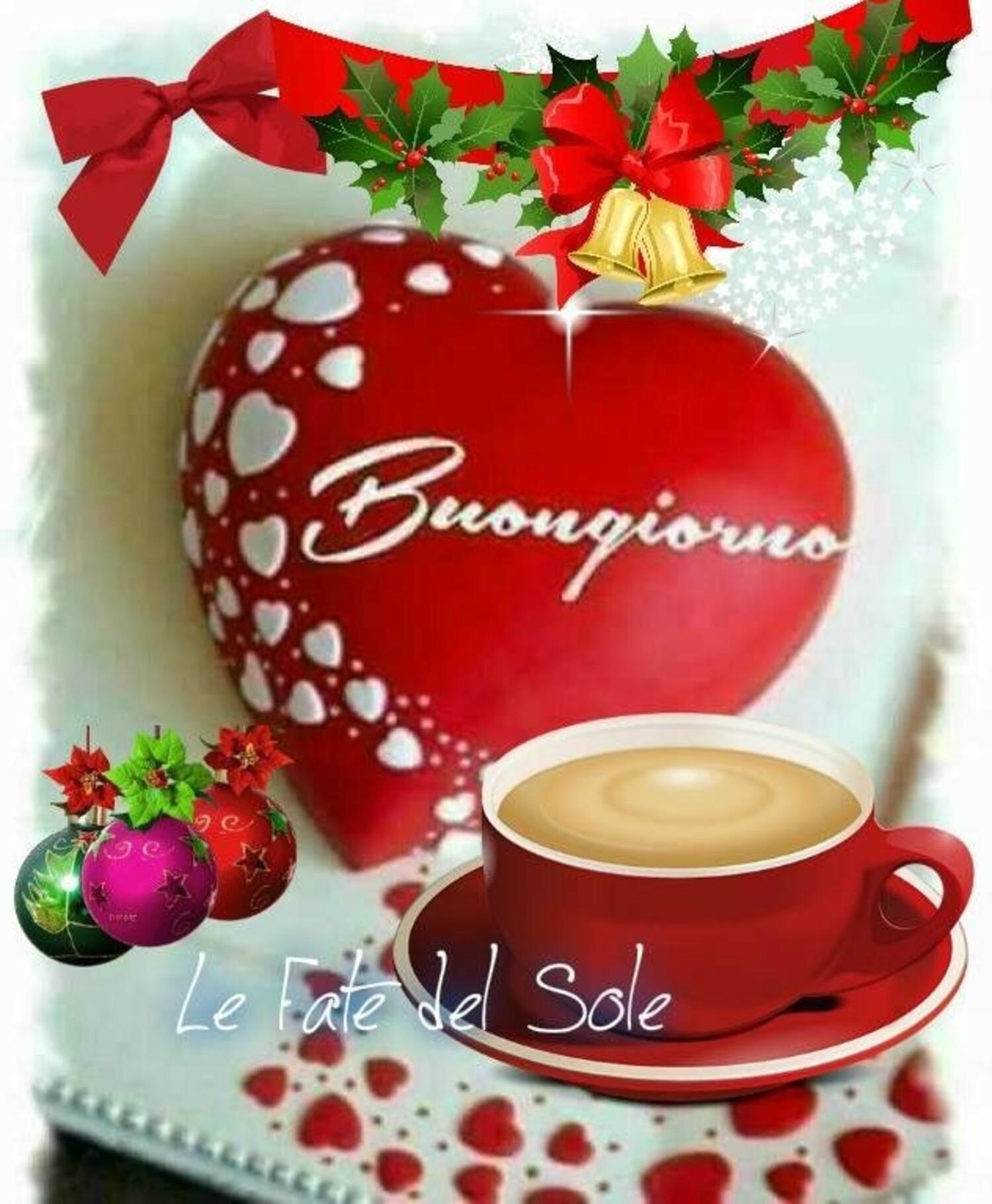 Buongiorno a tema natalizio