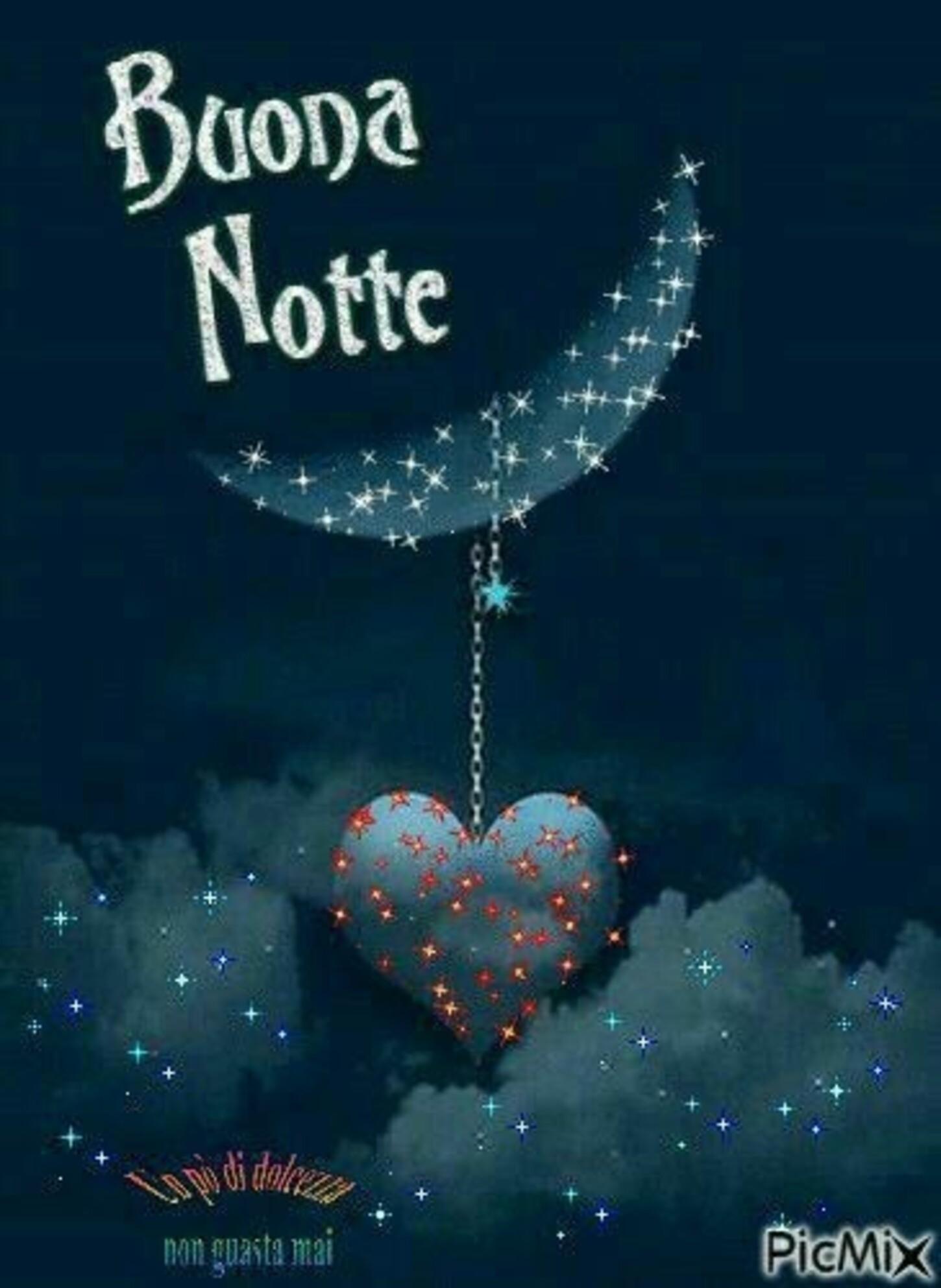 Buonanotte col cuore