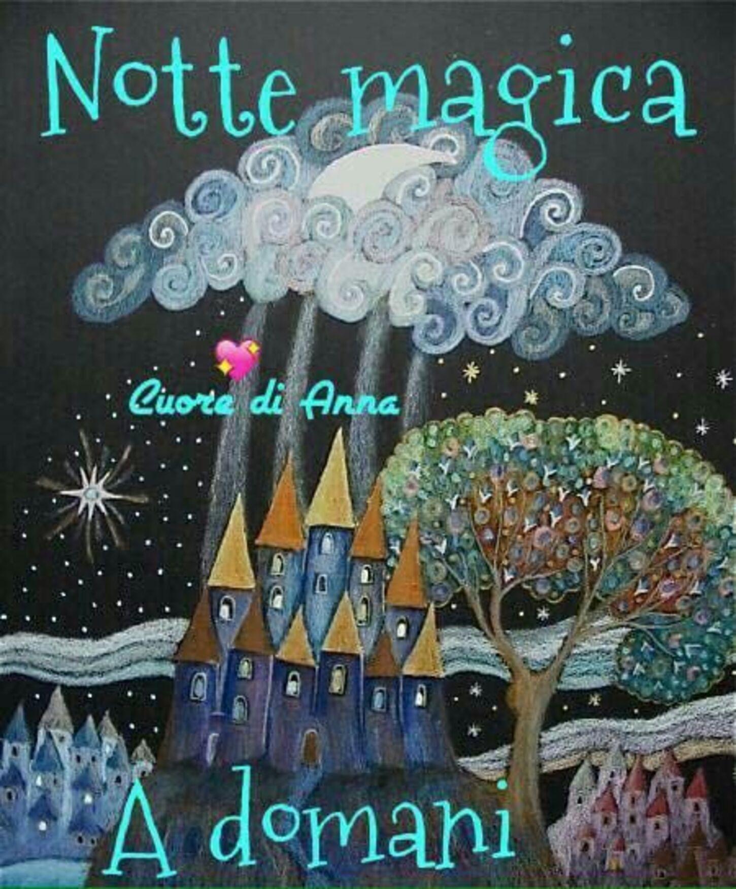 Notte magica a domani