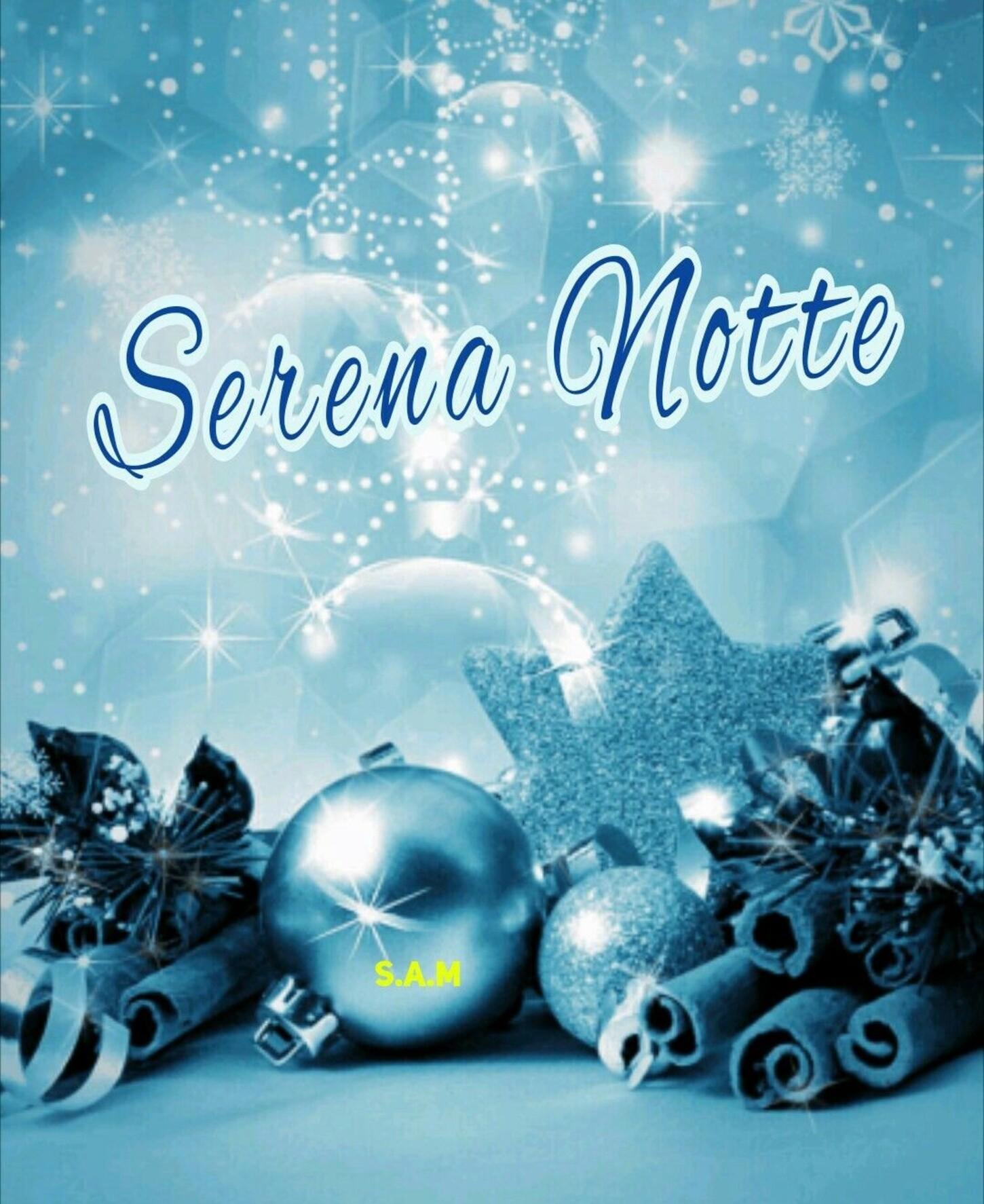 Serena Notte immagini per Natale