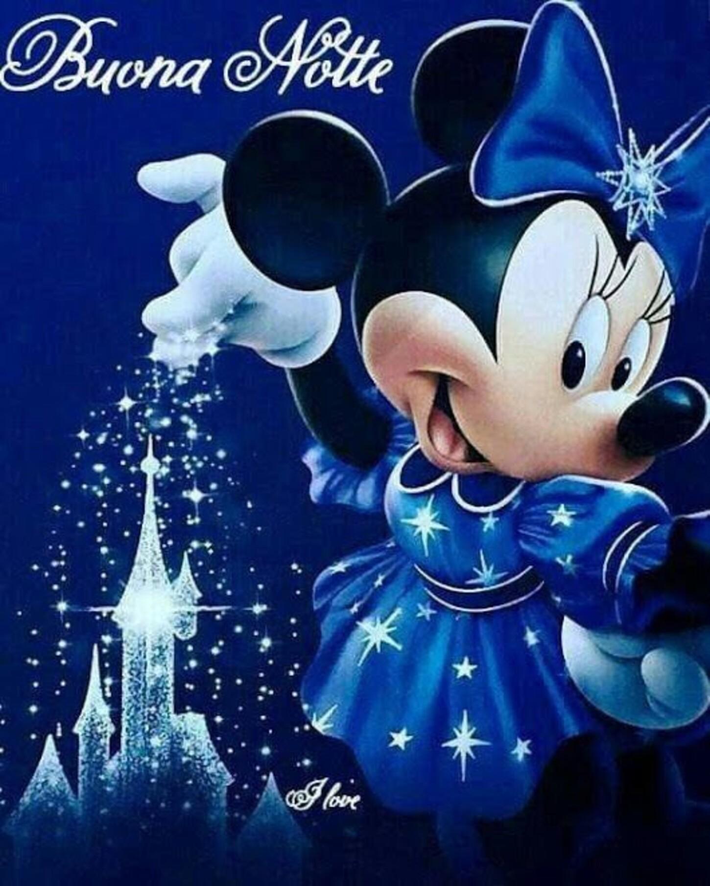 Buonanotte Disney