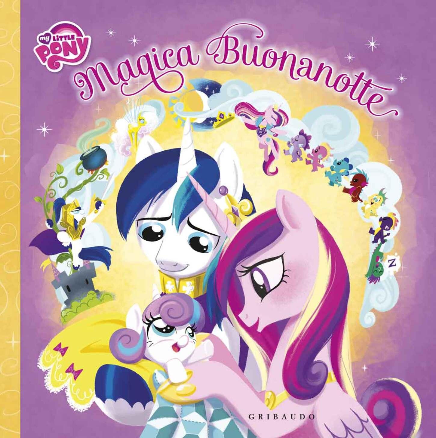 Magica Buonanotte My Little Pony