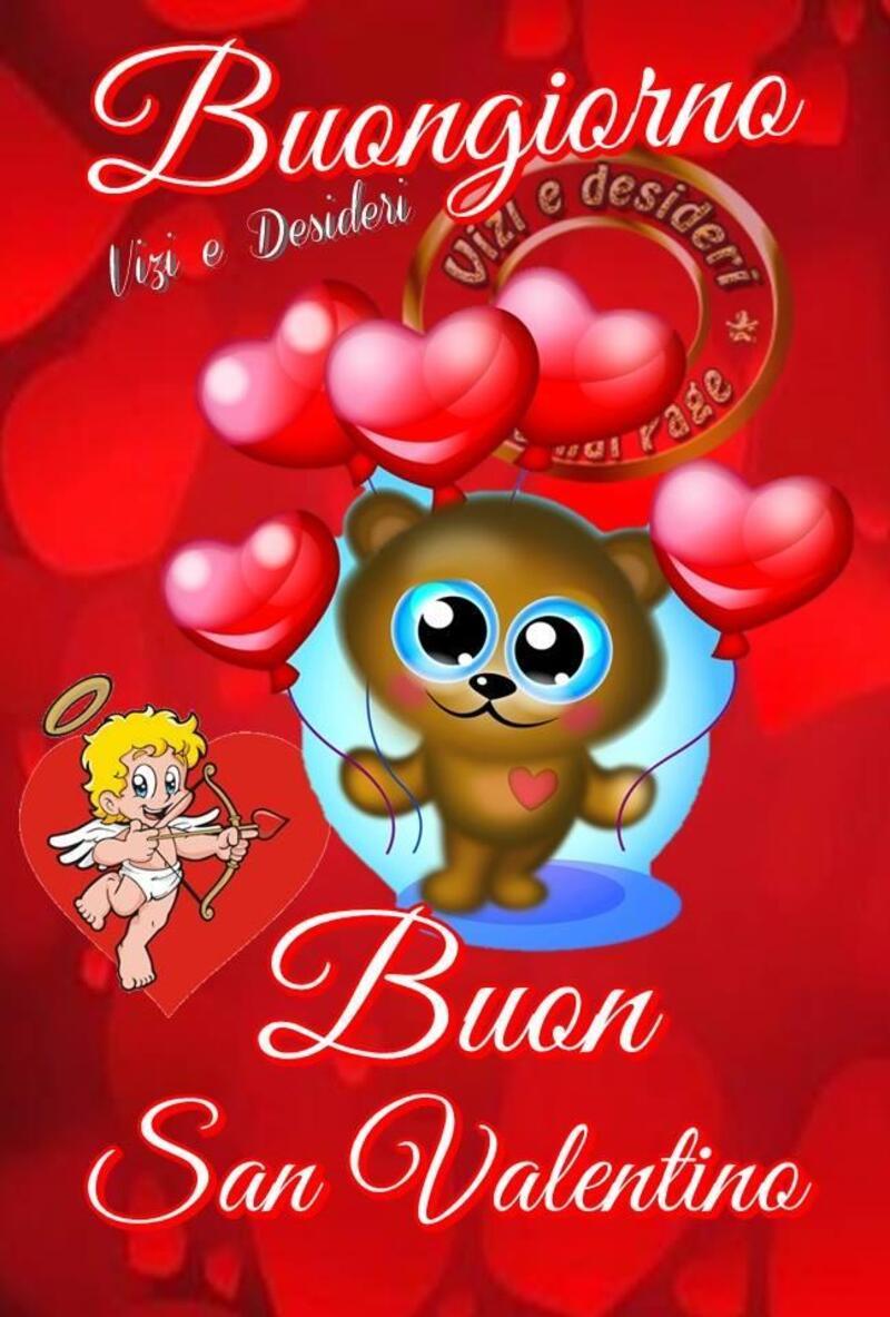 """""""Buongiorno Buon San Valentino"""""""