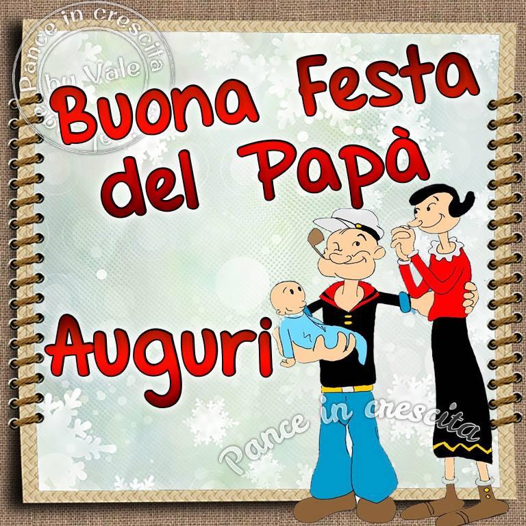 Buona Festa del Papà, Auguri