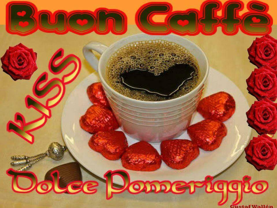 Buon Caffè dolce pomeriggio