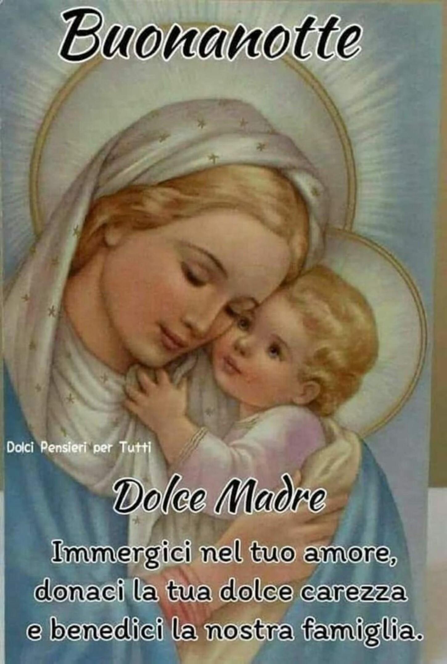 Buonanotte con Maria
