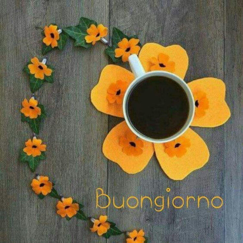 Buongiorno con caffè