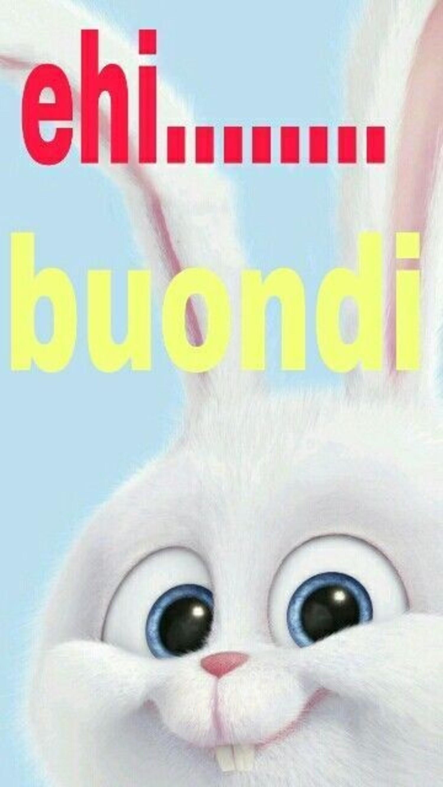 Ehi....Buondi
