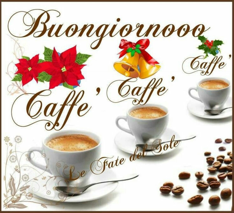 Buongiorno caffè caffè caffè