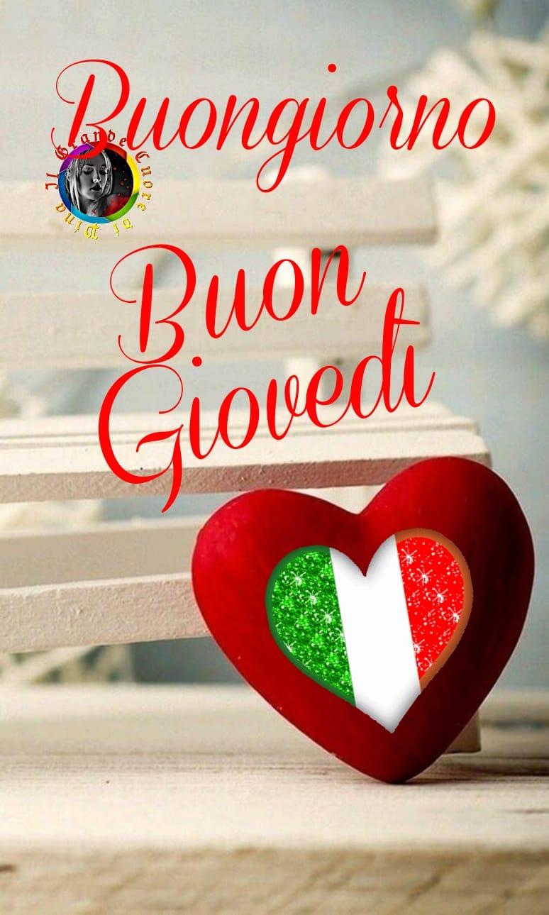 Buon Giovedì Italia