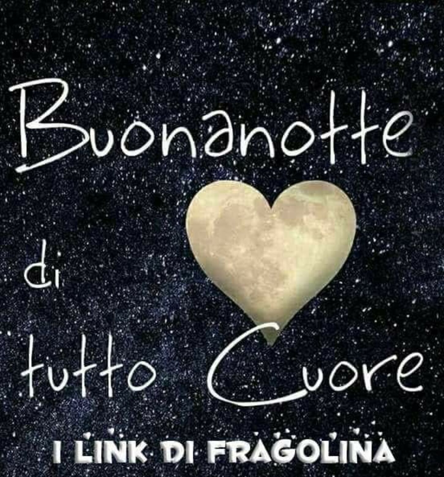 """I Link di Fragolina - """"Buonanotte di tutto Cuore"""""""