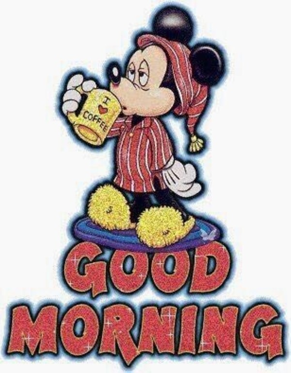 Good Morning - immagini Disney