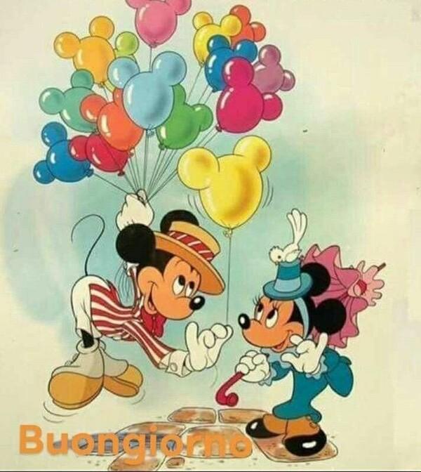Buongiorno vintage Disney