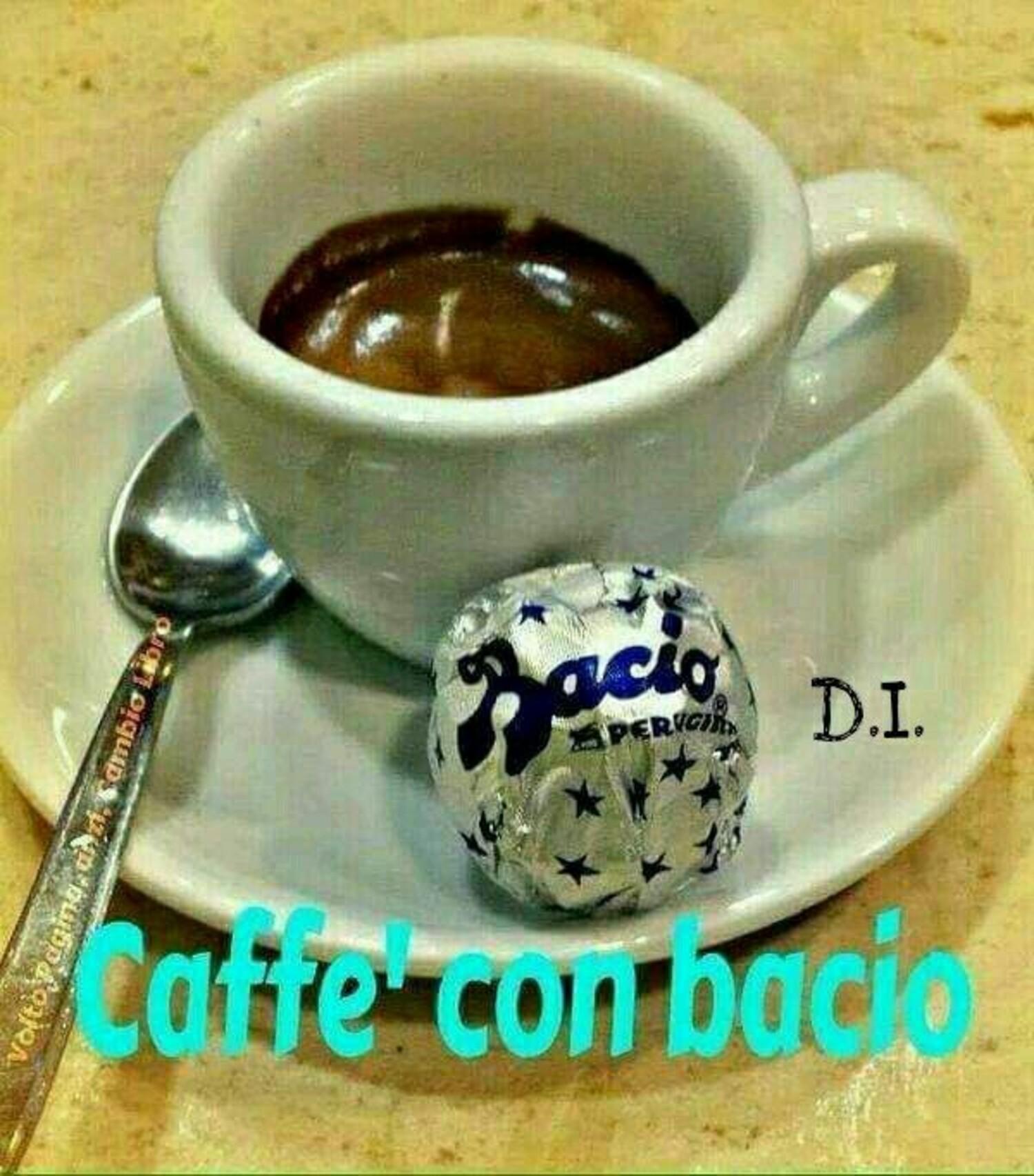 Caffè con Bacio