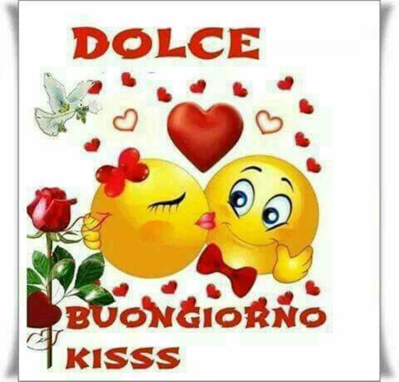 DOLCE BUONGIORNO KISS