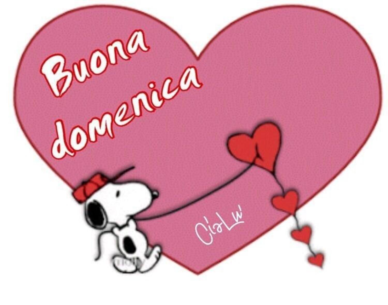 """""""Buona Domenica"""" - Snoopy"""