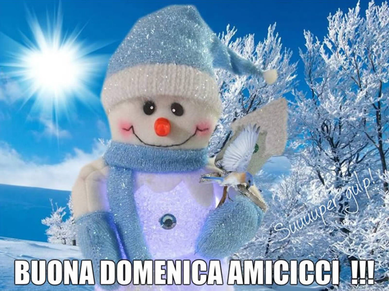 Buona Domenica inverno