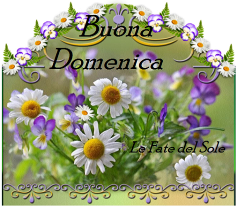 Link di Buona Domenica con i fiori