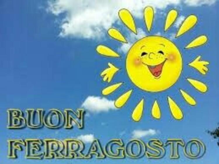 BUON FERRAGOSTO