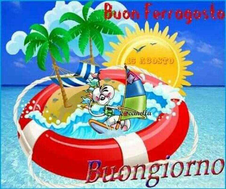 Buon Ferragosto Buongiorno - Diddle