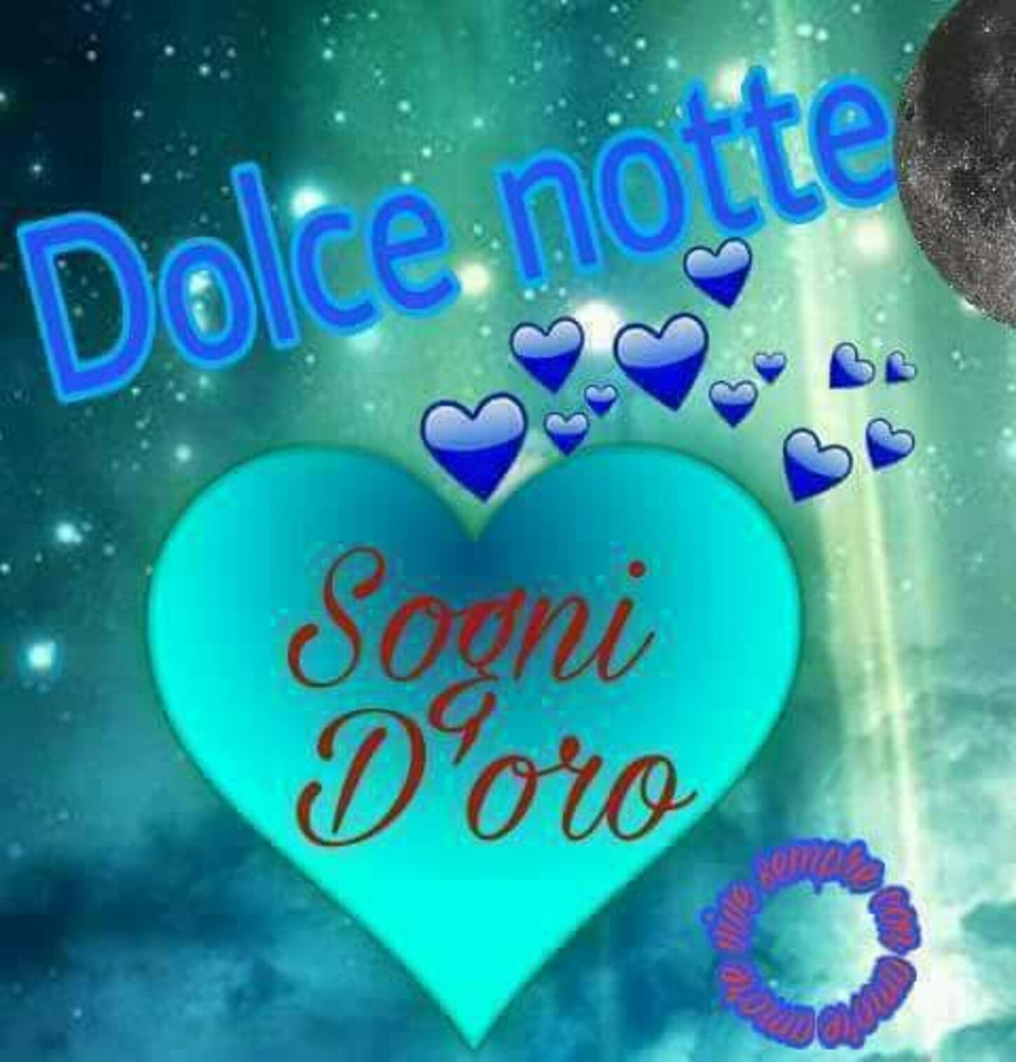 Dolce Notte, Sogni d'Oro