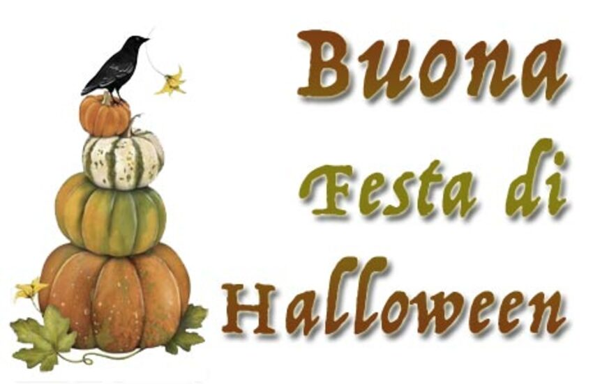 Buona Festa di Halloween