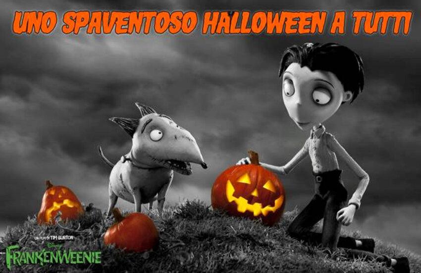 Uno Spaventoso Halloween a tutti !!!