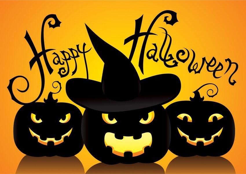 Buon Halloween in inglese