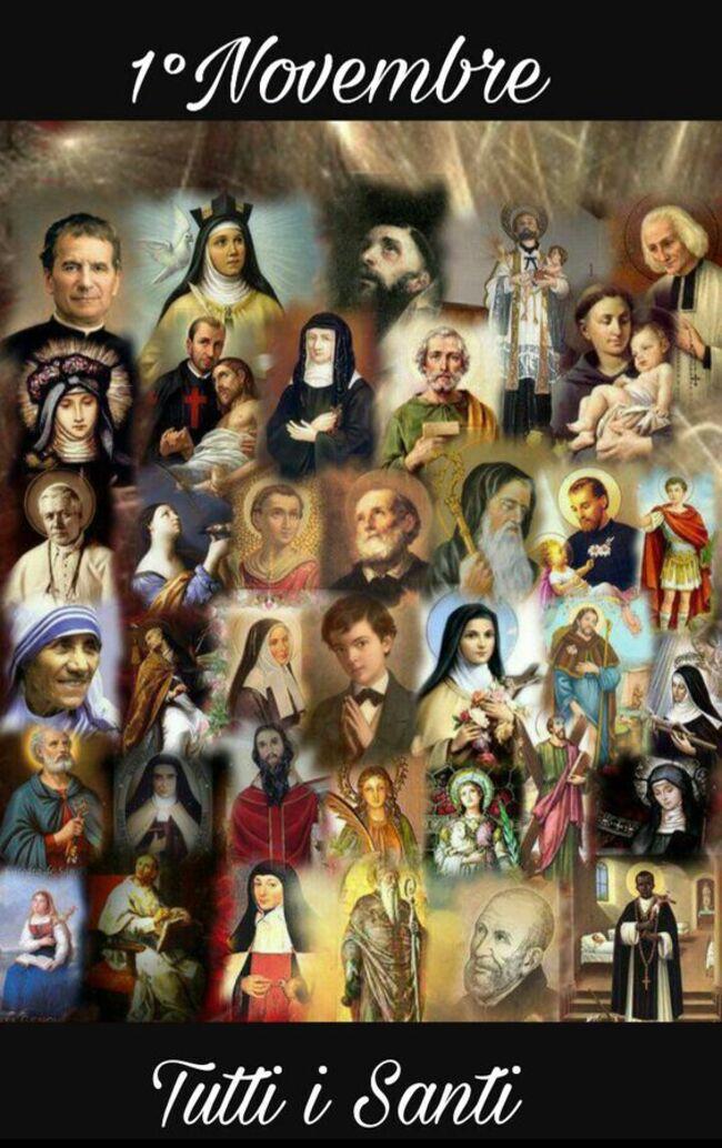 Immagini belle di Tutti i Santi