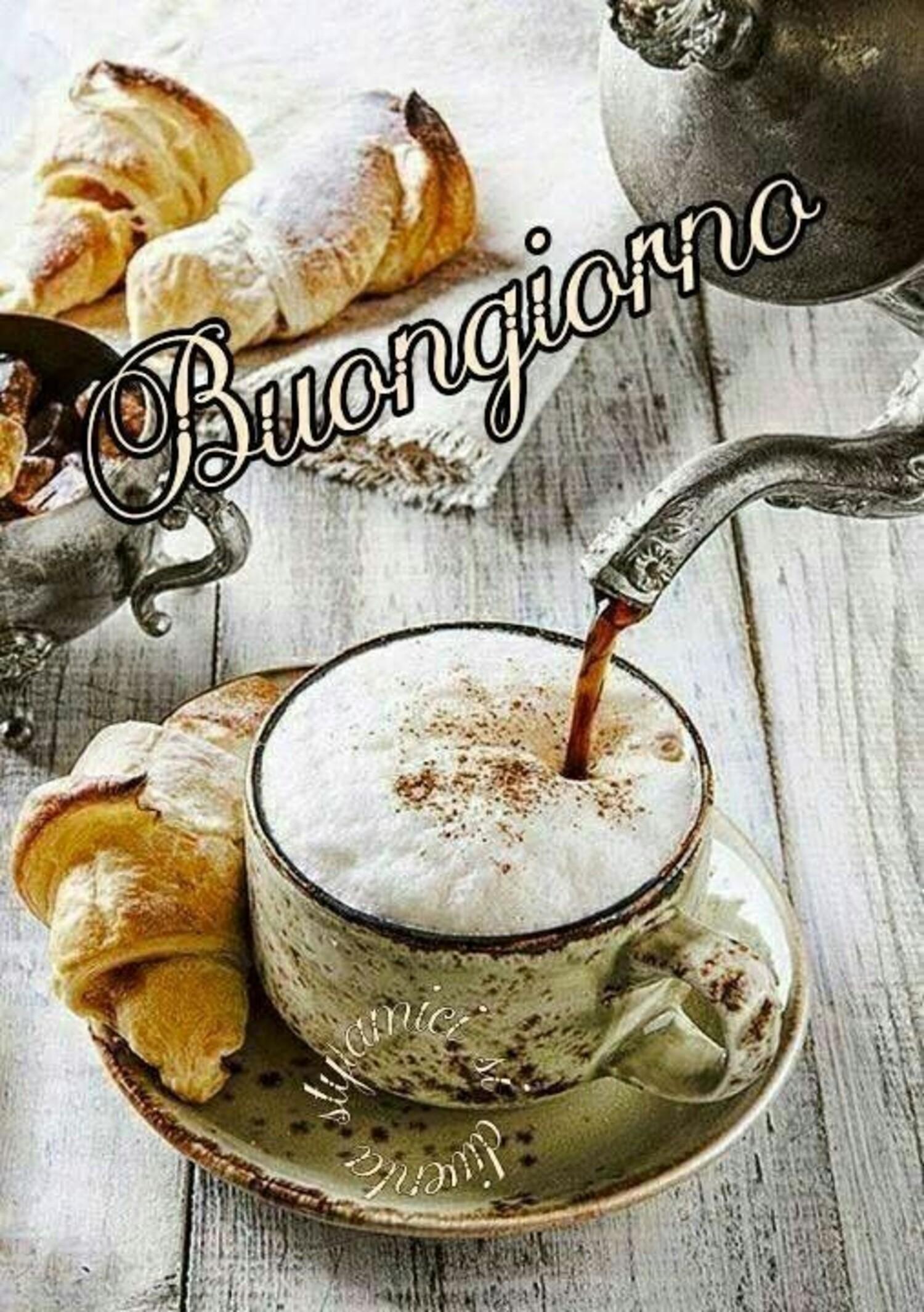 Buona Giornata, caffè?