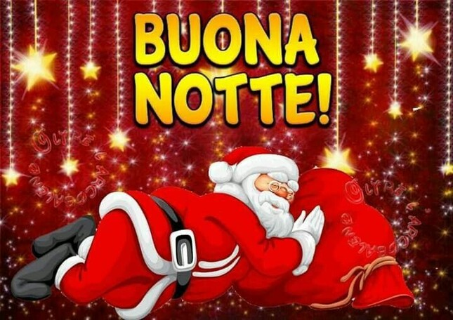 Buonanotte da Babbo Natale