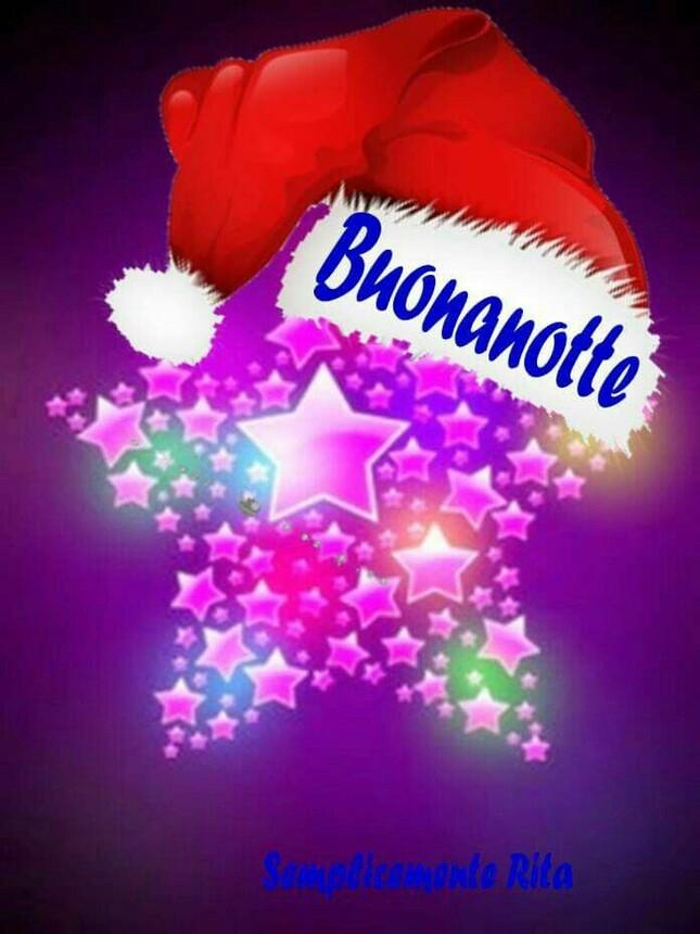 Immagini natalizie Buonanotte